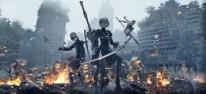 """NieR: Automata: Erscheint in Europa wenige Tage später; Details zur """"Black Box Edition""""; PC-Version ohne Termin"""