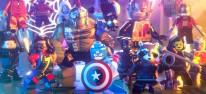 Lego Marvel Super Heroes 2: Story-Trailer mit Weltraum-Hund Cosmo; Season-Pass-Inhalte benannt