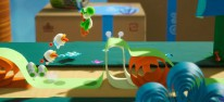 Yoshi's Crafted World: Switch-Auftritt des Dinos hat einen Namen