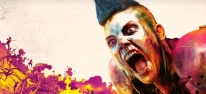 Rage 2: Langes Spielszenen-Video: Konvoi-Angriff, rasante Gefechte und farbenfrohe Overdrive-Mechanik