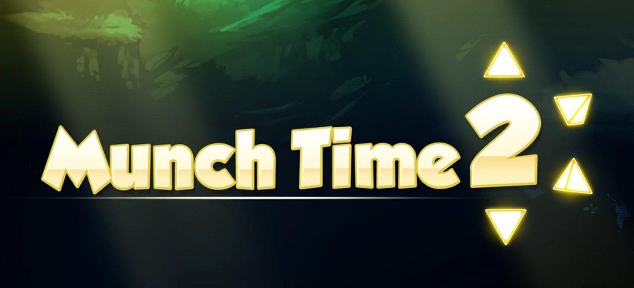 Munch Time 2 (Geschicklichkeit) von Gamistry Games