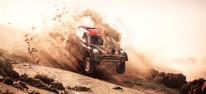 Dakar 18: Rallye-Rennspiel mit Fokus auf Realismus und Simulation der Herausforderungen angekündigt