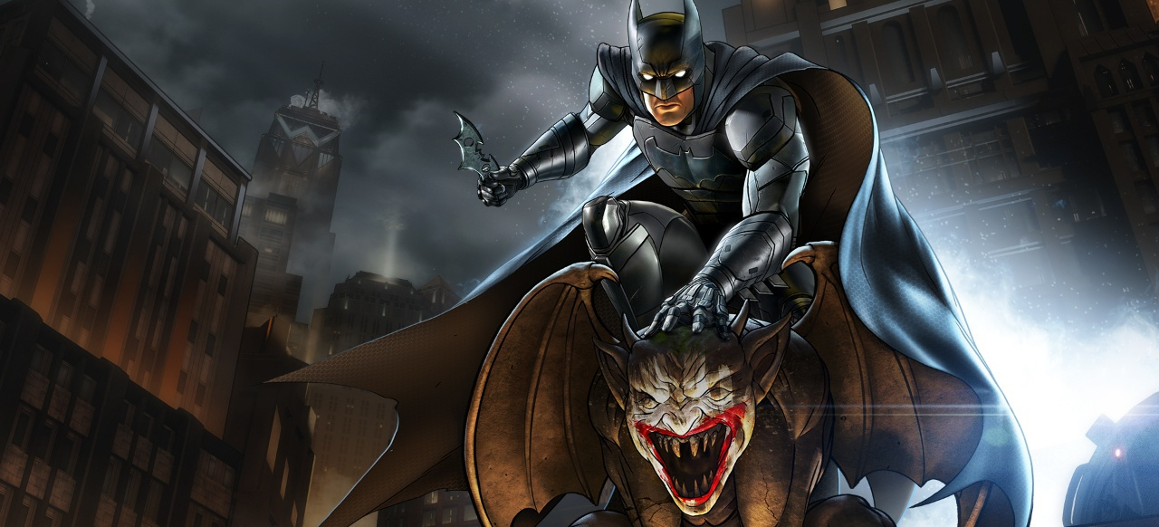 Batman: The Enemy Within - The Telltale Series (Adventure) von Telltale Games