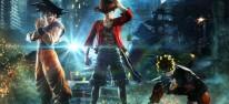 Jump Force: Jotaro und Dio aus Jojo's Bizarre Adventure in Aktion