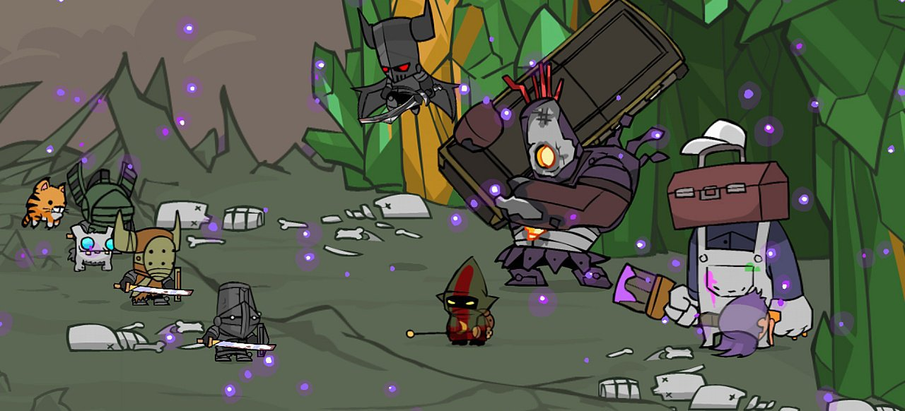 Castle Crashers (Rollenspiel) von The Behemoth