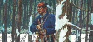 Historisches Taktikduell in Nordamerika