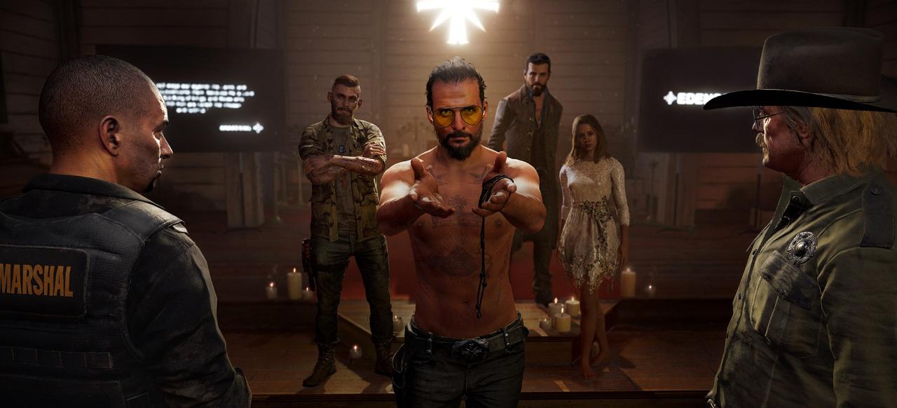 Far Cry 5 - E3-Vorschau, Shooter