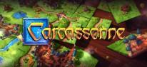 Carcassonne - Tiles & Tactics: Digitale Umsetzung des Legespiels für PC, Mac und Android verfügbar