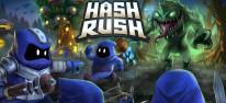 Hash Rush: Beta-Anmeldung für das Strategiespiel mit Kryptowährungs-Belohnungen