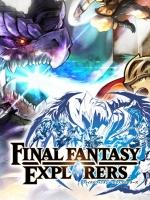 Alle Infos zu Final Fantasy Explorers (3DS)