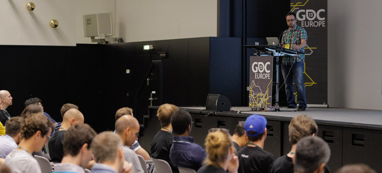 Game Developers Conference Europe 2014  (Messen) von