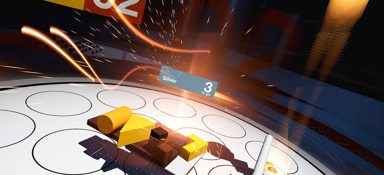 Tumble VR (Geschicklichkeit) von Sony