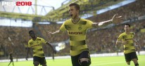 Pro Evolution Soccer 2018: Data-Pack-2-Start, myClub-Debüt von David Beckham und Xbox-One-X-Patch