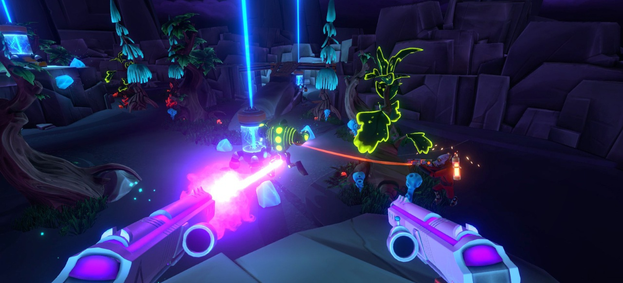 Aftercharge (Shooter) von
