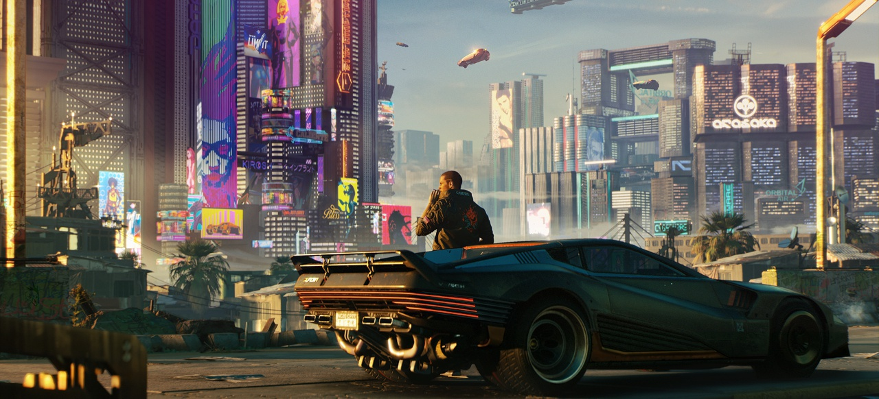 Cyberpunk 2077 (Rollenspiel) von CD Projekt