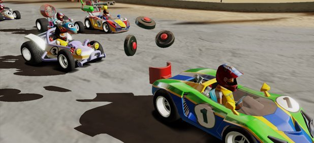 SKiD Racer (Rennspiel) von Gamagio