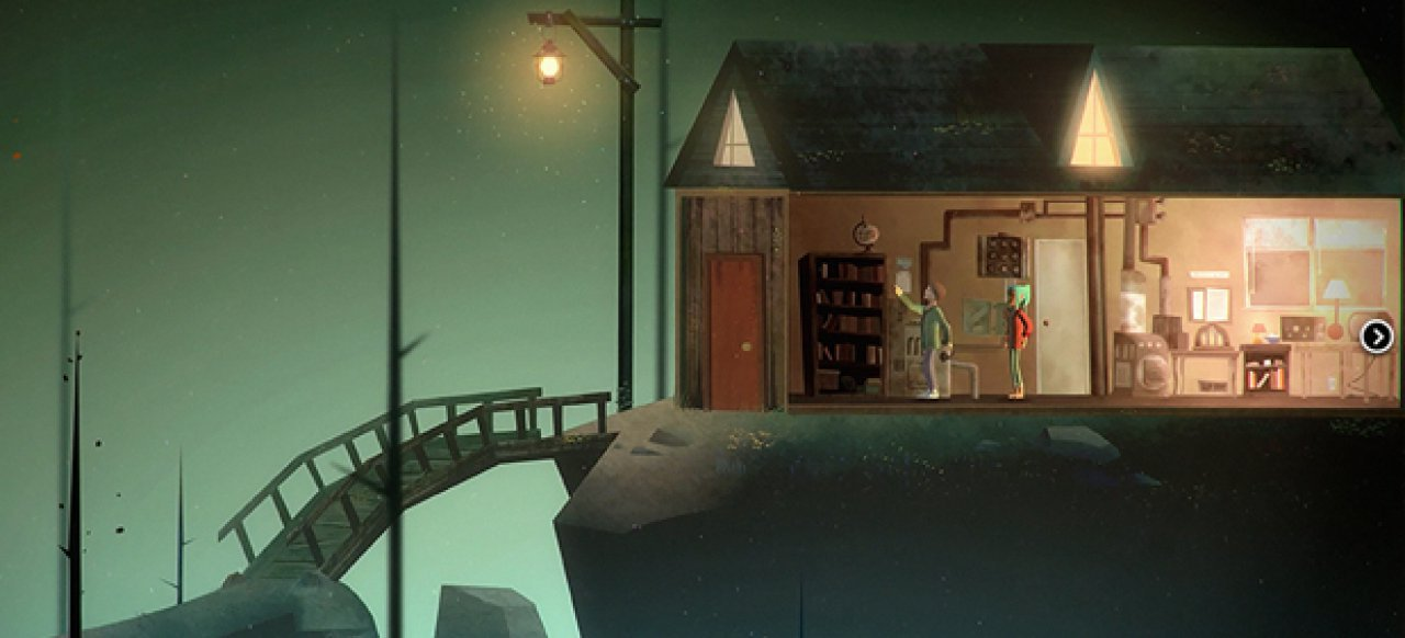 Oxenfree (Adventure) von Night School Studio