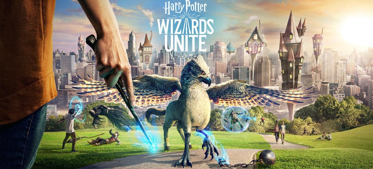 Harry Potter: Wizards Unite (Adventure) von Portkey Games