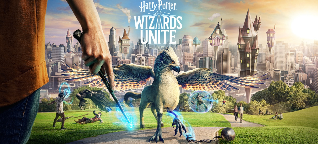 Harry Potter: Wizards Unite (Adventure) von Niantic
