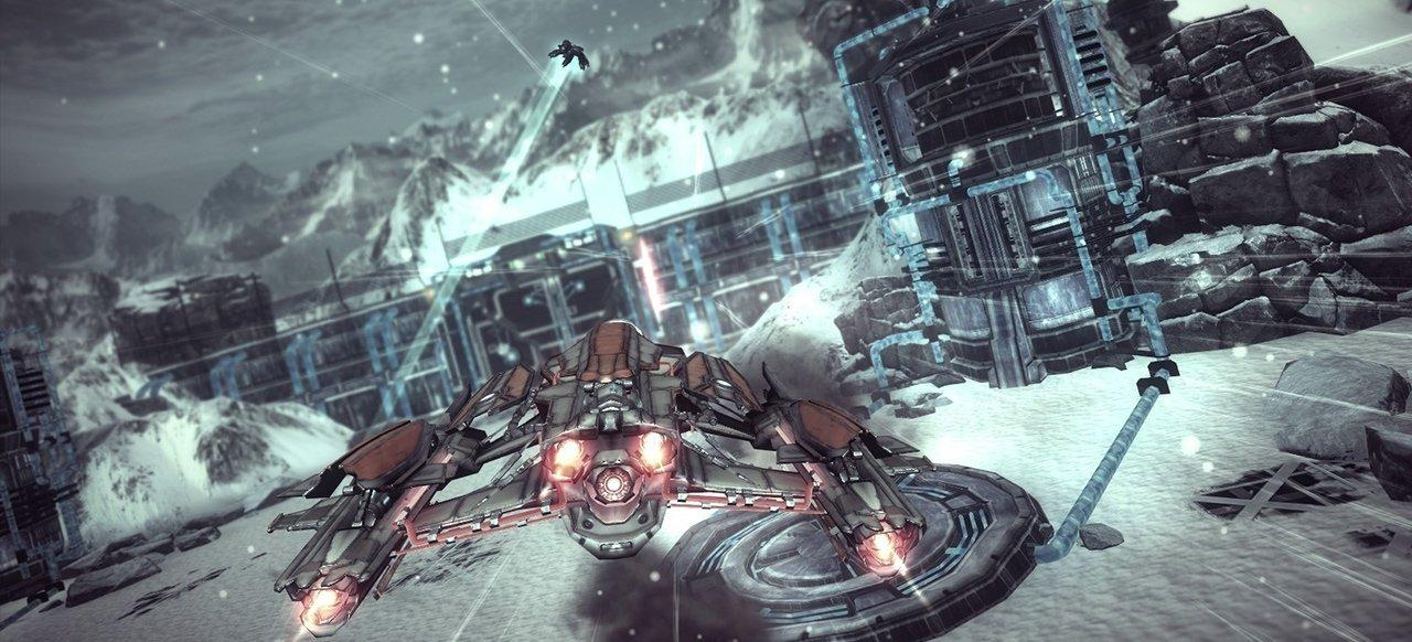 Space Noir (Action) von Unity Games