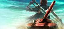 Metal Max Xeno: Panzer/Mensch-Hybridkampf wird in Europa für PS4 erscheinen