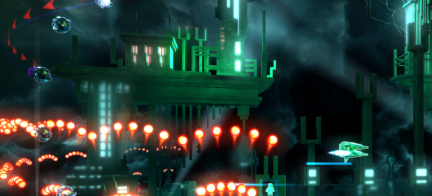 Resogun (Action) von Sony