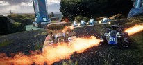Switchblade: MOBA-Fahrzeugkämpfe sind nun Free-to-play auf PC und PS4