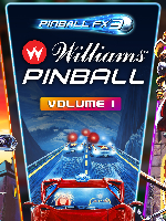 Alle Infos zu Williams Pinball: Volume 1 (XboxOneX,Switch,PlayStation4Pro,PC)