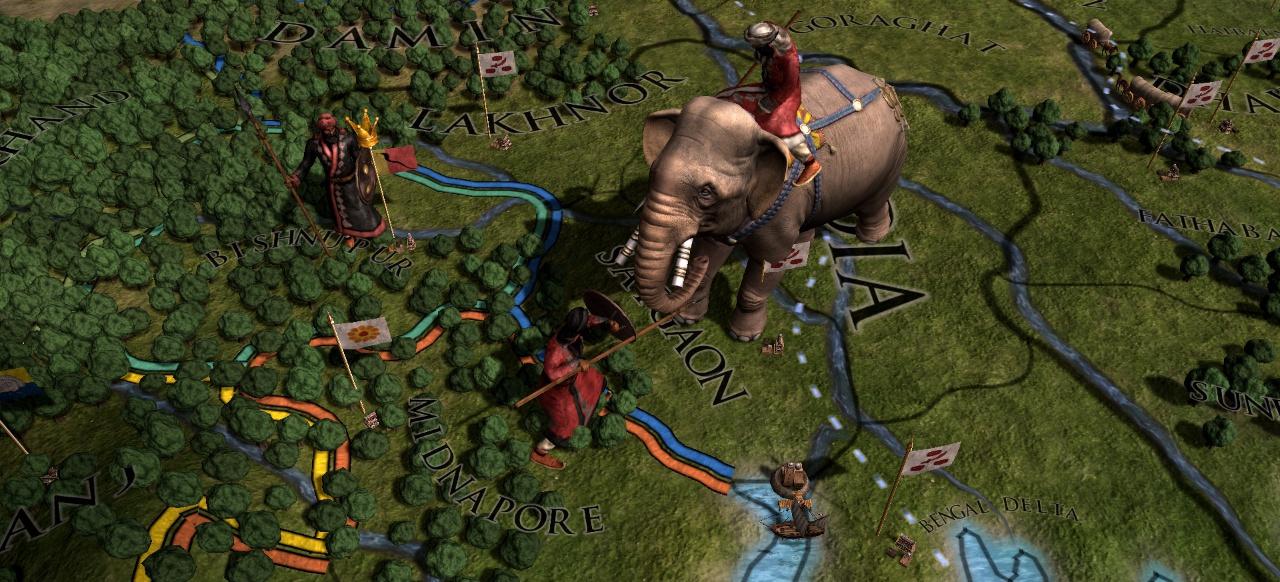 Europa Universalis 4: Dharma (Strategie) von Paradox Interactive