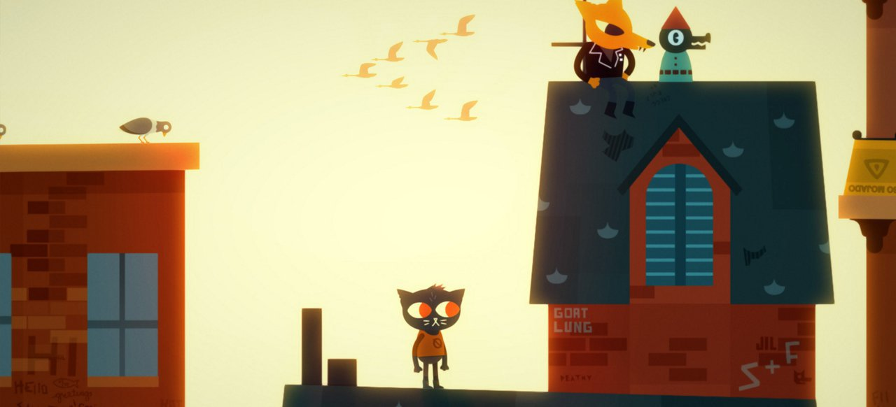 Night in the Woods (Adventure) von
