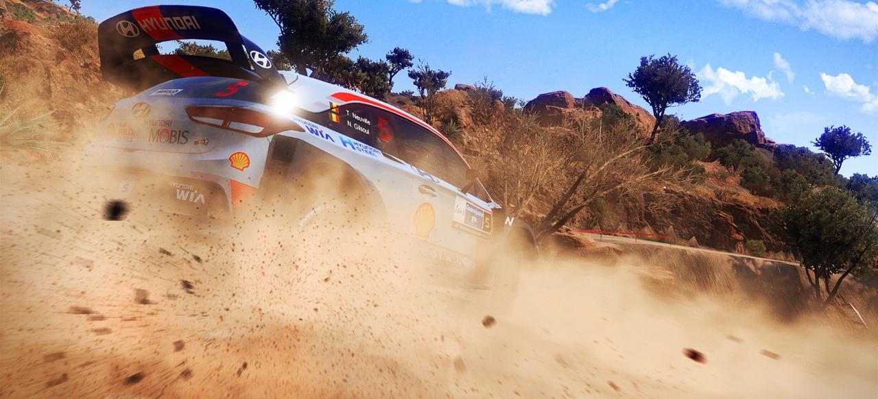 WRC 7 (Rennspiel) von Bigben Interactive