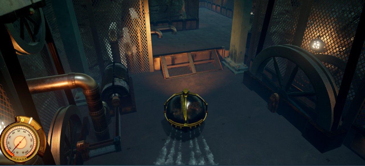 Steamroll (Geschicklichkeit) von Anticto