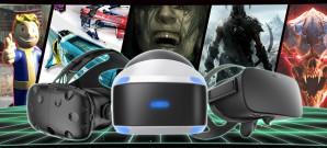 VR-Spiele boomen - aber welche haben auch Potenzial? Wir stellen zehn angekündigte Titel vor.
