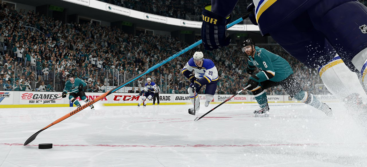 NHL 17 (Sport) von Electronic Arts