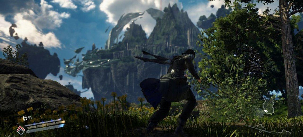 Lost Soul Aside (Rollenspiel) von Sony