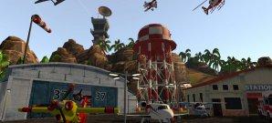 Fluglotsen-Spektakel in virtueller Realit�t