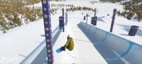 Infinite Air: Snowboardspiel auf dem PC gestartet