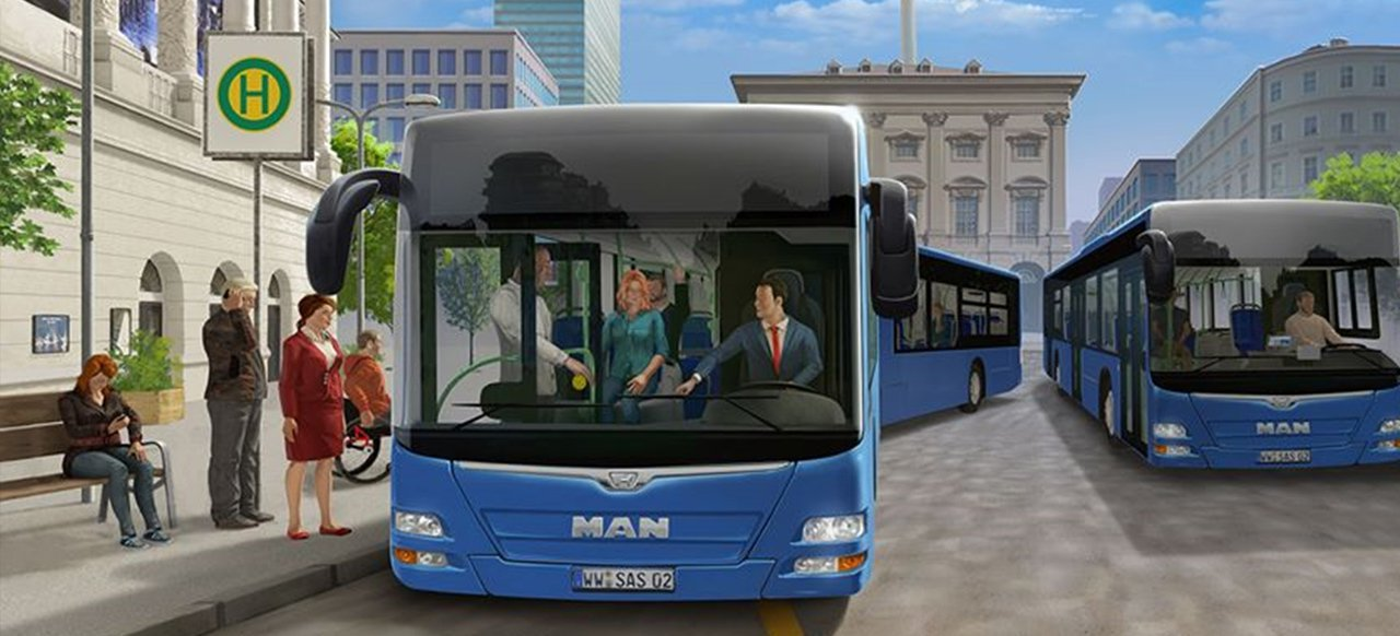 Bus-Simulator 16 (Simulation) von Astragon Entertainment