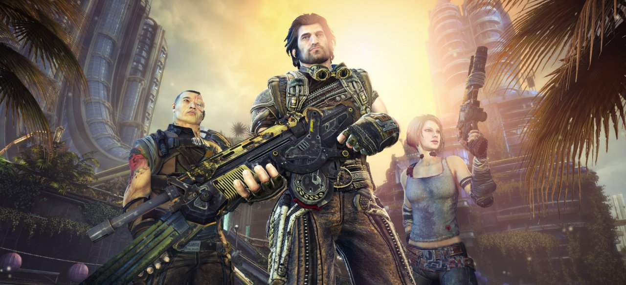 Bulletstorm (Shooter) von Gearbox Publishing