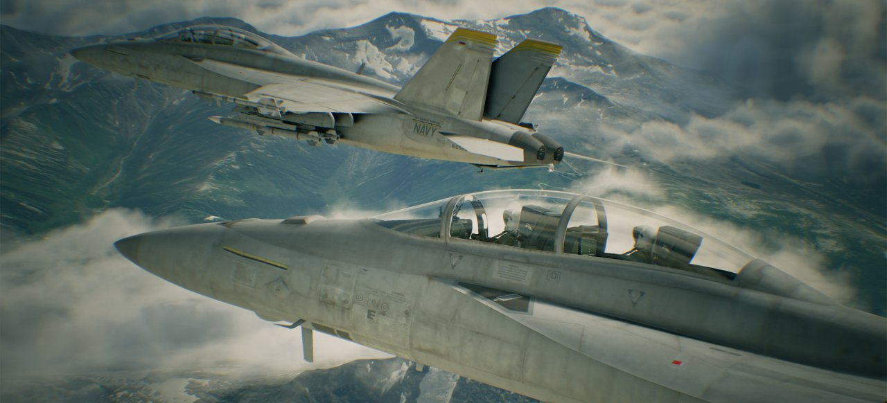 Ace Combat 7: Skies Unknown (Action) von Bandai Namco Entertainment Europe
