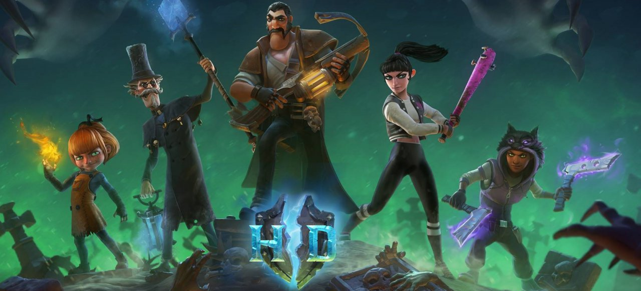 Hero Defense: Haunted Island (Strategie) von