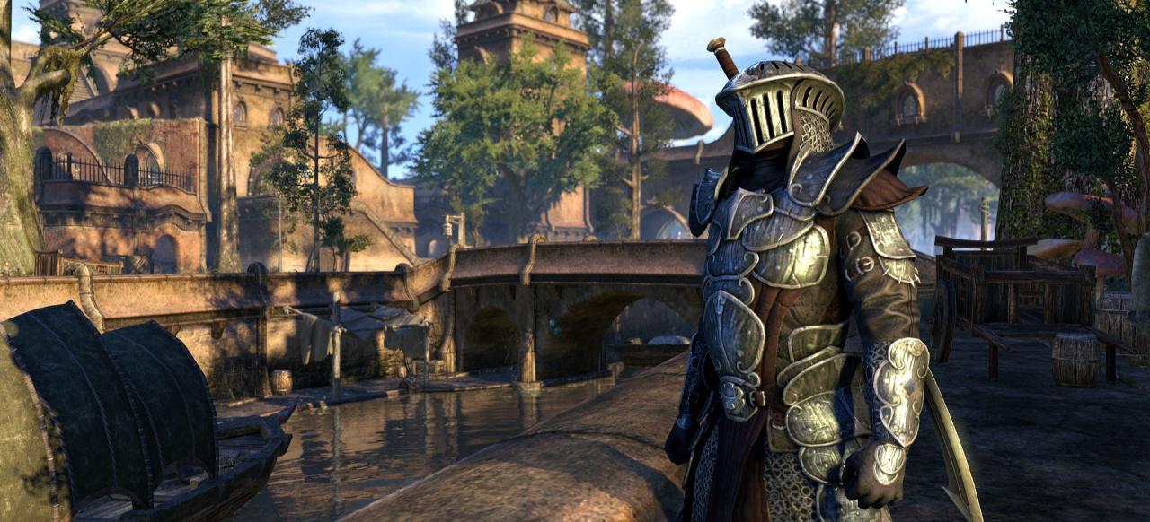 The Elder Scrolls Online: Morrowind  (Rollenspiel) von Bethesda Softworks