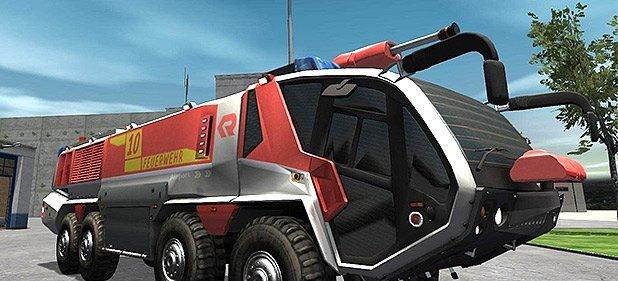 Flughafen-Feuerwehr-Simulator 2013 (Simulation) von Rondomedia