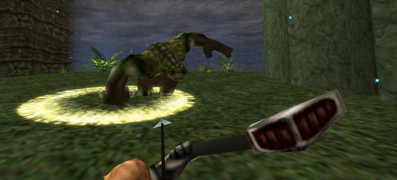 Turok: Dinosaur Hunter (Shooter) von Acclaim / Night Dive Studios