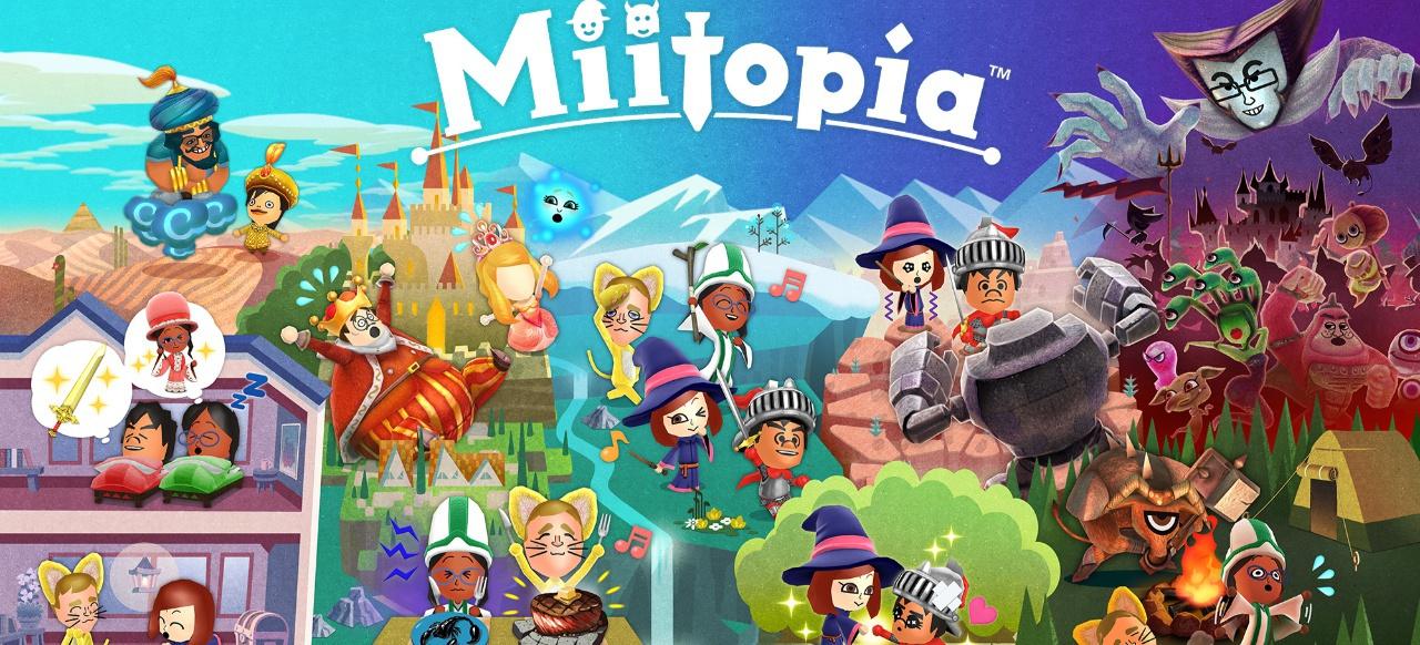 Miitopia (Simulation) von Nintendo