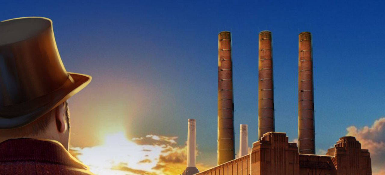 Industrie Gigant - Der gro�e Aufbruch (Simulation) von UIG Entertainment
