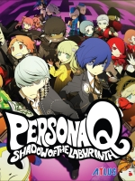Alle Infos zu Persona Q: Shadow of the Labyrinth (3DS)