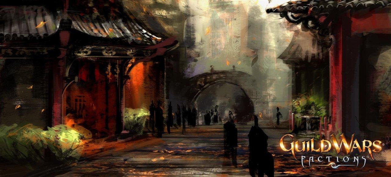Guild Wars: Factions (Rollenspiel) von NCSoft
