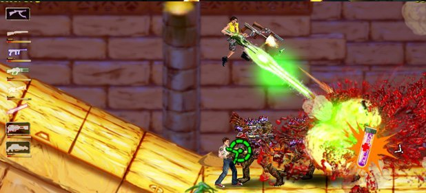 Serious Sam: Double D XXL (Shooter) von Devolver Digital / Mastertronic