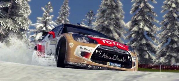 WRC 4 - FIA World Rally Championship (Rennspiel) von Bigben Interactive